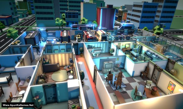 Rescue HQ - The Tycoon Screenshot 2, Full Version, PC Game, Download Free