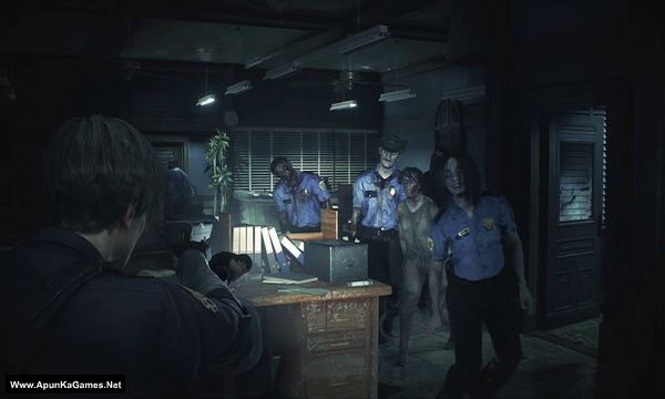 Resident Evil 2 Screenshot 2, Full Version, PC Game, Download Free