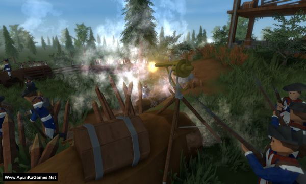Rise of Liberty Screenshot 2, Full Version, PC Game, Download Free