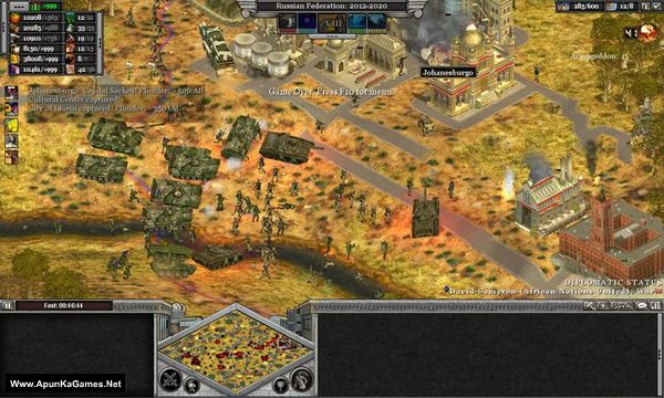 Rise of Nations: Thrones and Patriots Screenshot 1, Full Version, PC Game, Download Free