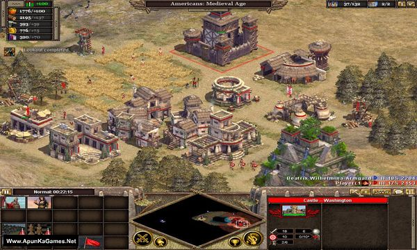 Rise of Nations: Thrones and Patriots Screenshot 2, Full Version, PC Game, Download Free