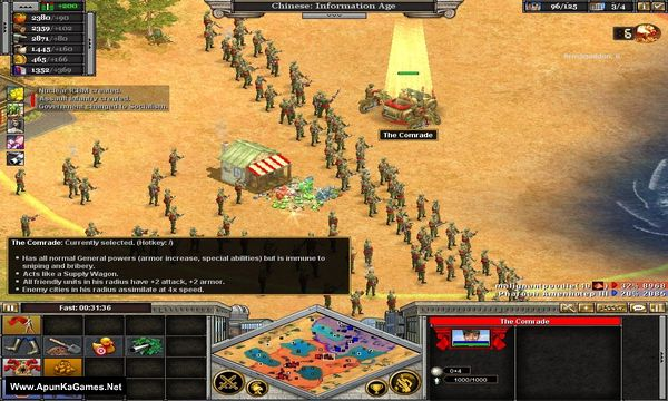 Rise of Nations: Thrones and Patriots Screenshot 3, Full Version, PC Game, Download Free