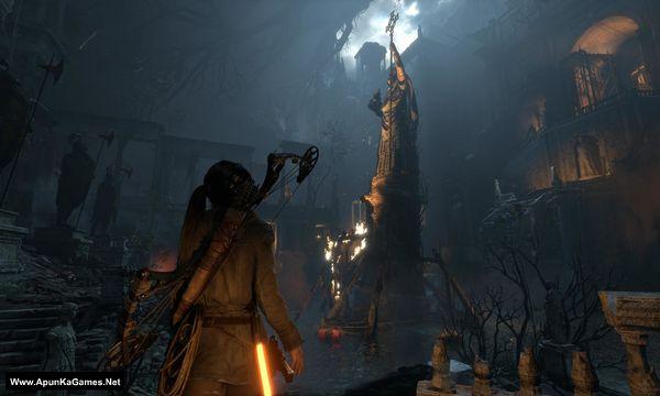 Rise of the Tomb Raider Screenshot 2, Full Version, PC Game, Download Free