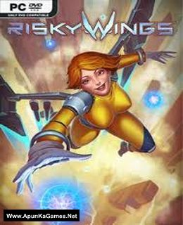 Risky Wings Cover, Poster, Full Version, PC Game, Download Free
