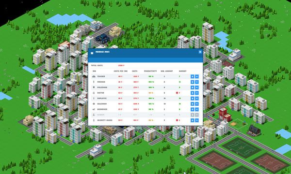 Road to your City Screenshot 1, Full Version, PC Game, Download Free