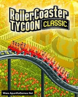 RollerCoaster Tycoon Classic Cover, Poster, Full Version, PC Game, Download Free