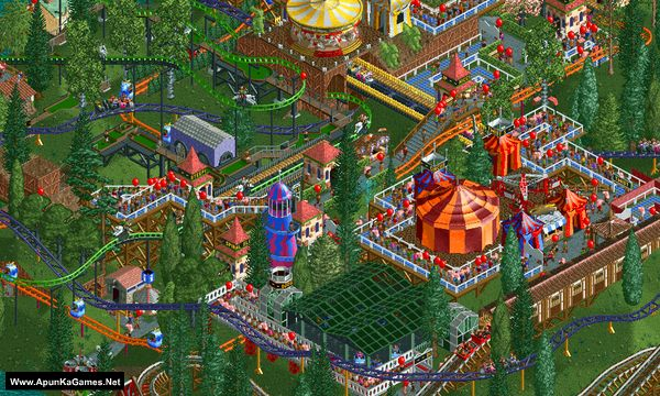 RollerCoaster Tycoon Classic Screenshot 2, Full Version, PC Game, Download Free