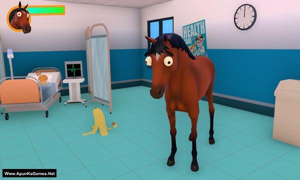Saint Hazel's Horsepital Screenshot 1, Full Version, PC Game, Download Free