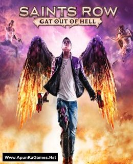 Saints Row: Gat out of Hell Cover, Poster, Full Version, PC Game, Download Free
