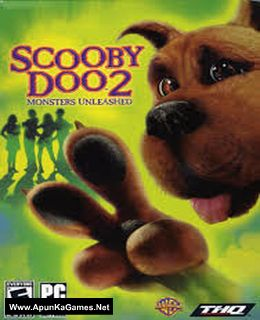 Scooby-Doo 2: Monsters Unleashed Cover, Poster, Full Version, PC Game, Download Free