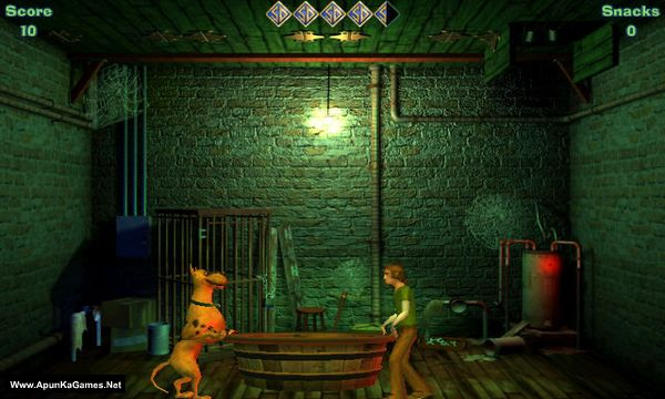 Scooby-Doo 2: Monsters Unleashed Screenshot 1, Full Version, PC Game, Download Free