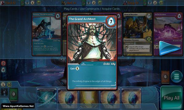 Shards of Infinity Screenshot 2, Full Version, PC Game, Download Free