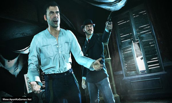 Sherlock Holmes: The Devil's Daughter Screenshot 1, Full Version, PC Game, Download Free