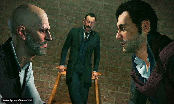 Sherlock Holmes: The Devil's Daughter Screenshot 2, Full Version, PC Game, Download Free