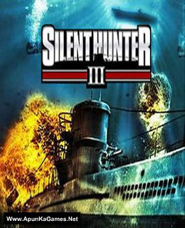 Silent Hunter III Cover, Poster, Full Version, PC Game, Download Free