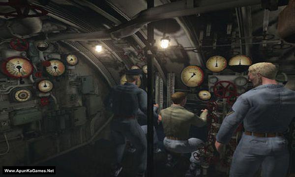 Silent Hunter III Screenshot 1, Full Version, PC Game, Download Free