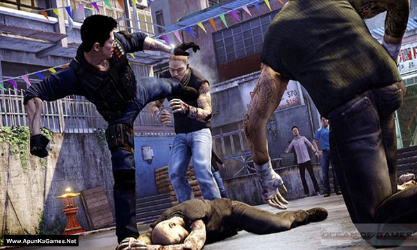 Sleeping Dogs: Definitive Edition (Ocean of Games) Screenshot 2, Full Version, PC Game, Download Free