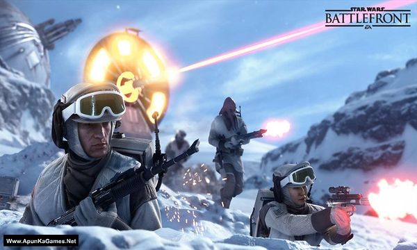 Star Wars Battlefront Screenshot 1, Full Version, PC Game, Download Free
