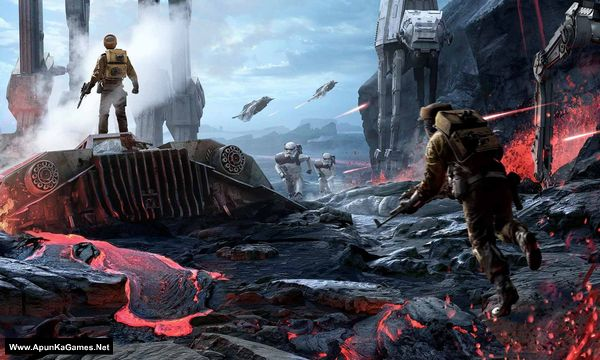 Star Wars Battlefront Screenshot 3, Full Version, PC Game, Download Free