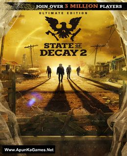 State of Decay 2 Cover, Poster, Full Version, PC Game, Download Free