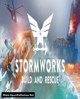 Stormworks: Build and Rescue Cover, Poster, Full Version, PC Game, Download Free