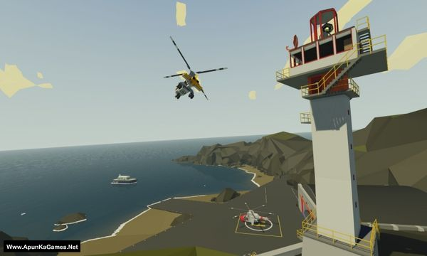 Stormworks: Build and Rescue Screenshot 3, Full Version, PC Game, Download Free