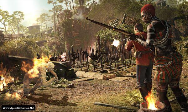 Strange Brigade Screenshot 1, Full Version, PC Game, Download Free