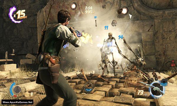 Strange Brigade Screenshot 2, Full Version, PC Game, Download Free