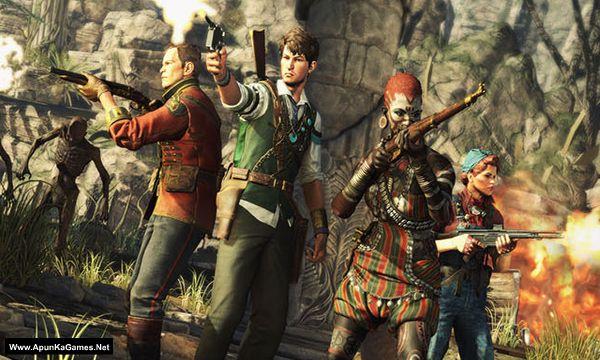 Strange Brigade Screenshot 3, Full Version, PC Game, Download Free