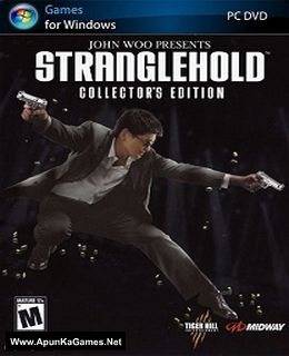 Stranglehold Collector's Edition Cover, Poster, Full Version, PC Game, Download Free
