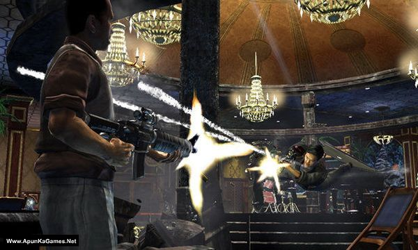 Stranglehold Collector's Edition Screenshot 1, Full Version, PC Game, Download Free