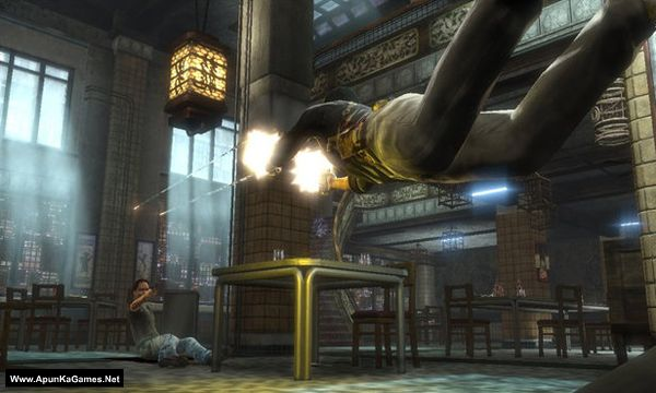 Stranglehold Collector's Edition Screenshot 3, Full Version, PC Game, Download Free