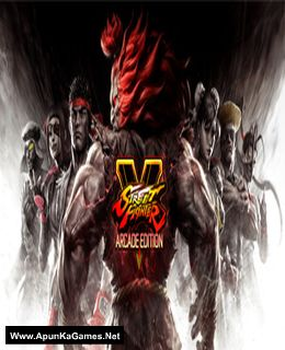Street Fighter V Cover, Poster, Full Version, PC Game, Download Free