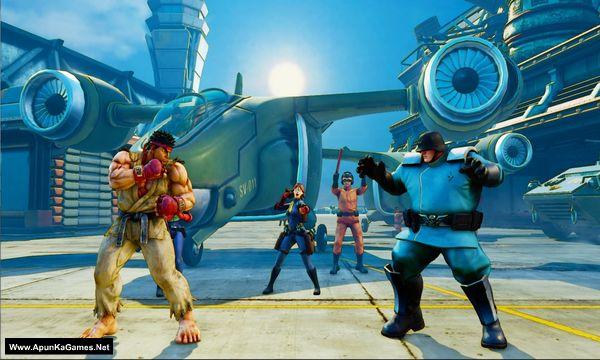 Street Fighter V Screenshot 3, Full Version, PC Game, Download Free