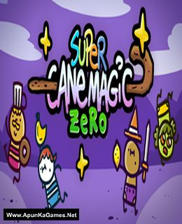 Super Cane Magic ZERO Cover, Poster, Full Version, PC Game, Download Free