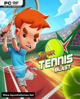 Super Tennis Blast Cover, Poster, Full Version, PC Game, Download Free