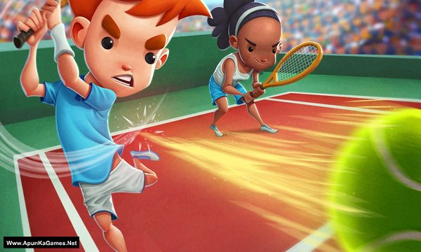 Super Tennis Blast Screenshot 3, Full Version, PC Game, Download Free