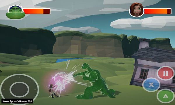 Supernatural Super Squad Fight! Screenshot 1, Full Version, PC Game, Download Free