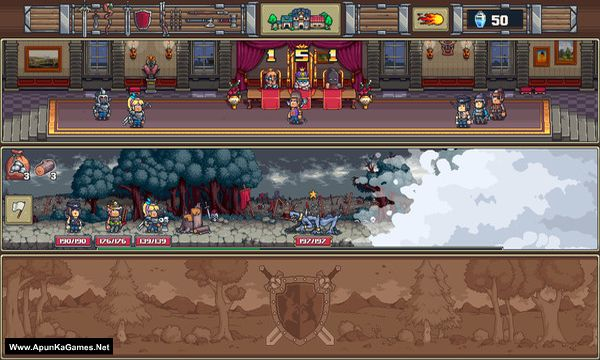 Swag and Sorcery Screenshot 2, Full Version, PC Game, Download Free