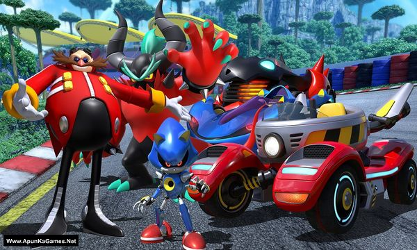 Team Sonic Racing Screenshot 1, Full Version, PC Game, Download Free