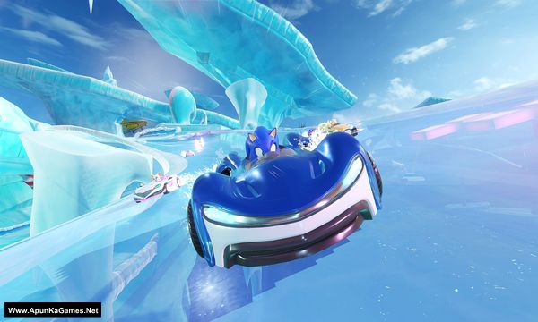 Team Sonic Racing Screenshot 2, Full Version, PC Game, Download Free