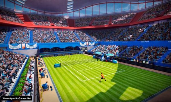 Tennis World Tour Roland Garros Edition Screenshot 1, Full Version, PC Game, Download Free