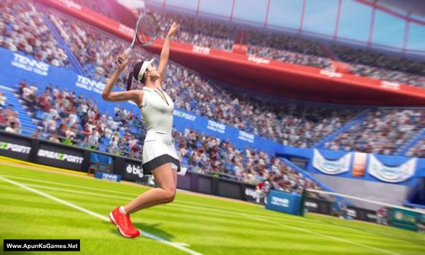 Tennis World Tour Roland Garros Edition Screenshot 2, Full Version, PC Game, Download Free