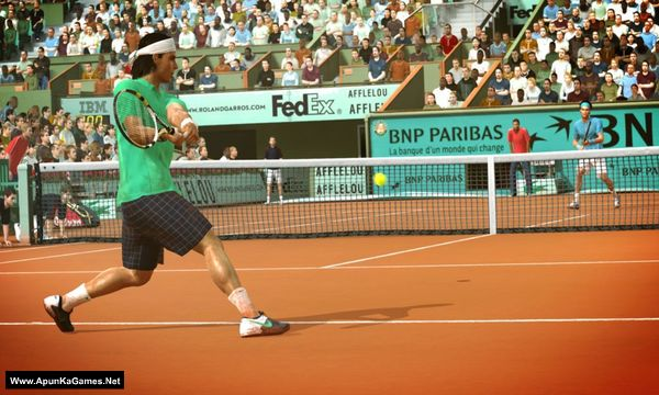 Tennis World Tour Roland Garros Edition Screenshot 3, Full Version, PC Game, Download Free