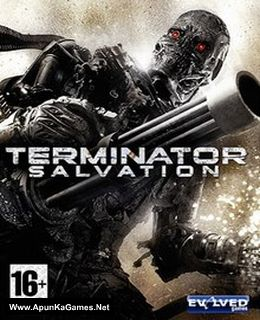 Terminator Salvation Cover, Poster, Full Version, PC Game, Download Free
