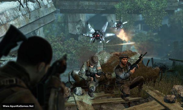 Terminator Salvation Screenshot 2, Full Version, PC Game, Download Free