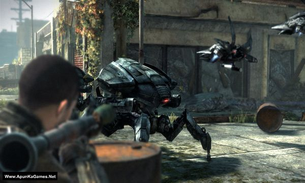 Terminator Salvation Screenshot 3, Full Version, PC Game, Download Free