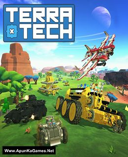 TerraTech 1.0 (2018) Cover, Poster, Full Version, PC Game, Download Free