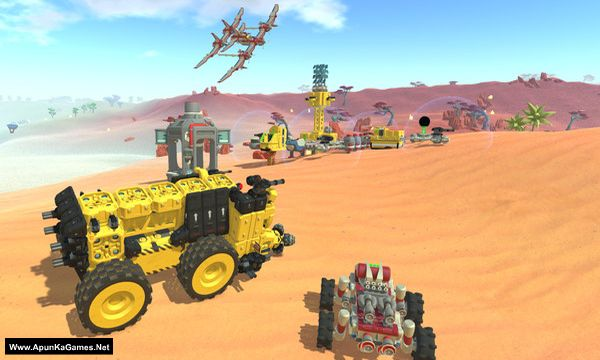 TerraTech (2018) Screenshot 1, Full Version, PC Game, Download Free