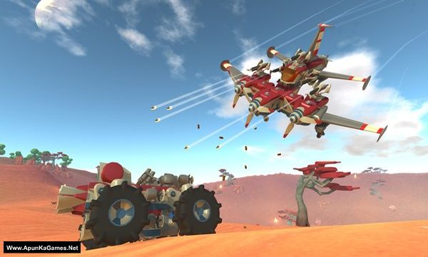 TerraTech (2018) Screenshot 2, Full Version, PC Game, Download Free